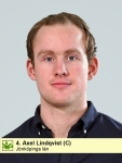 2 Axel Lindqvist